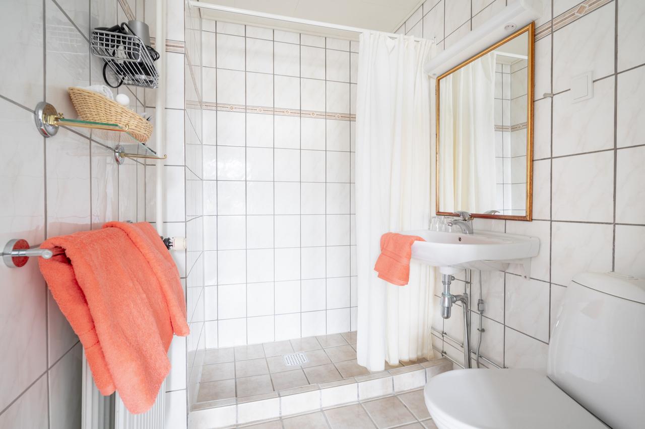 Badeværelse Hotel Dania
