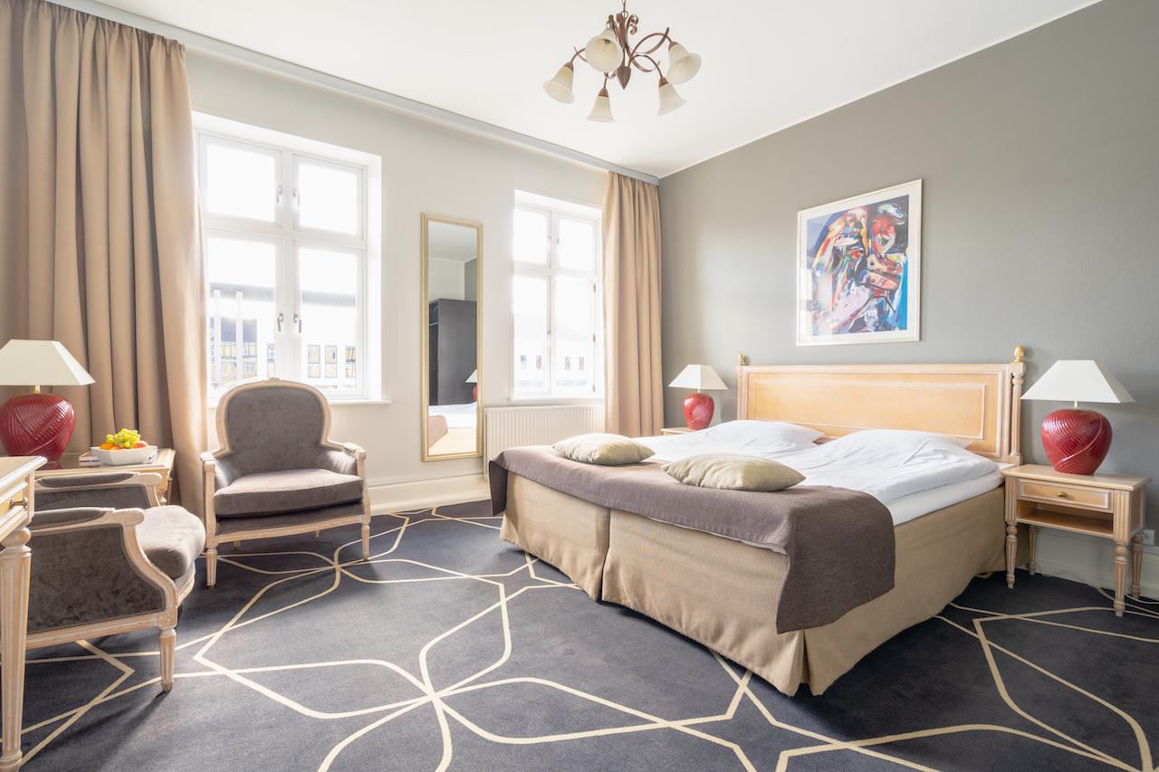 Superior værelse Hotel Dania